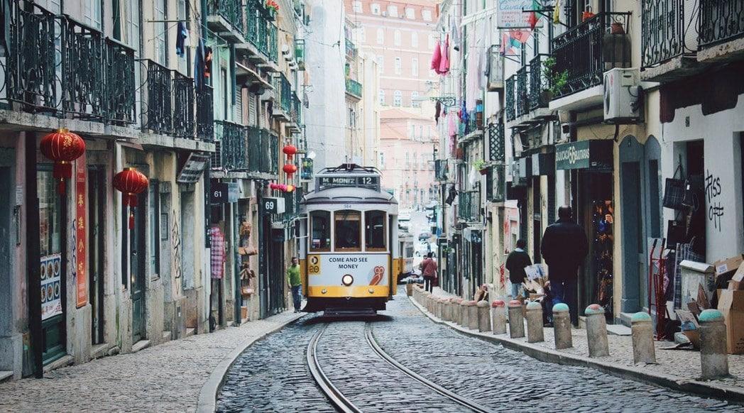 Λισαβόνa: Η πόλη του Erasmus