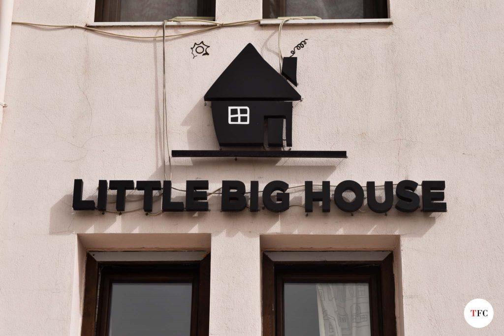 aka little big house tfc magazine. Black Bedroom Furniture Sets. Home Design Ideas