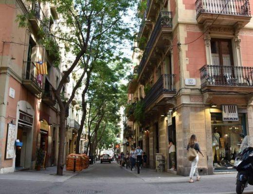 5 δρόμοι της Βαρκελώνης που πρέπει να επισκεφτείς