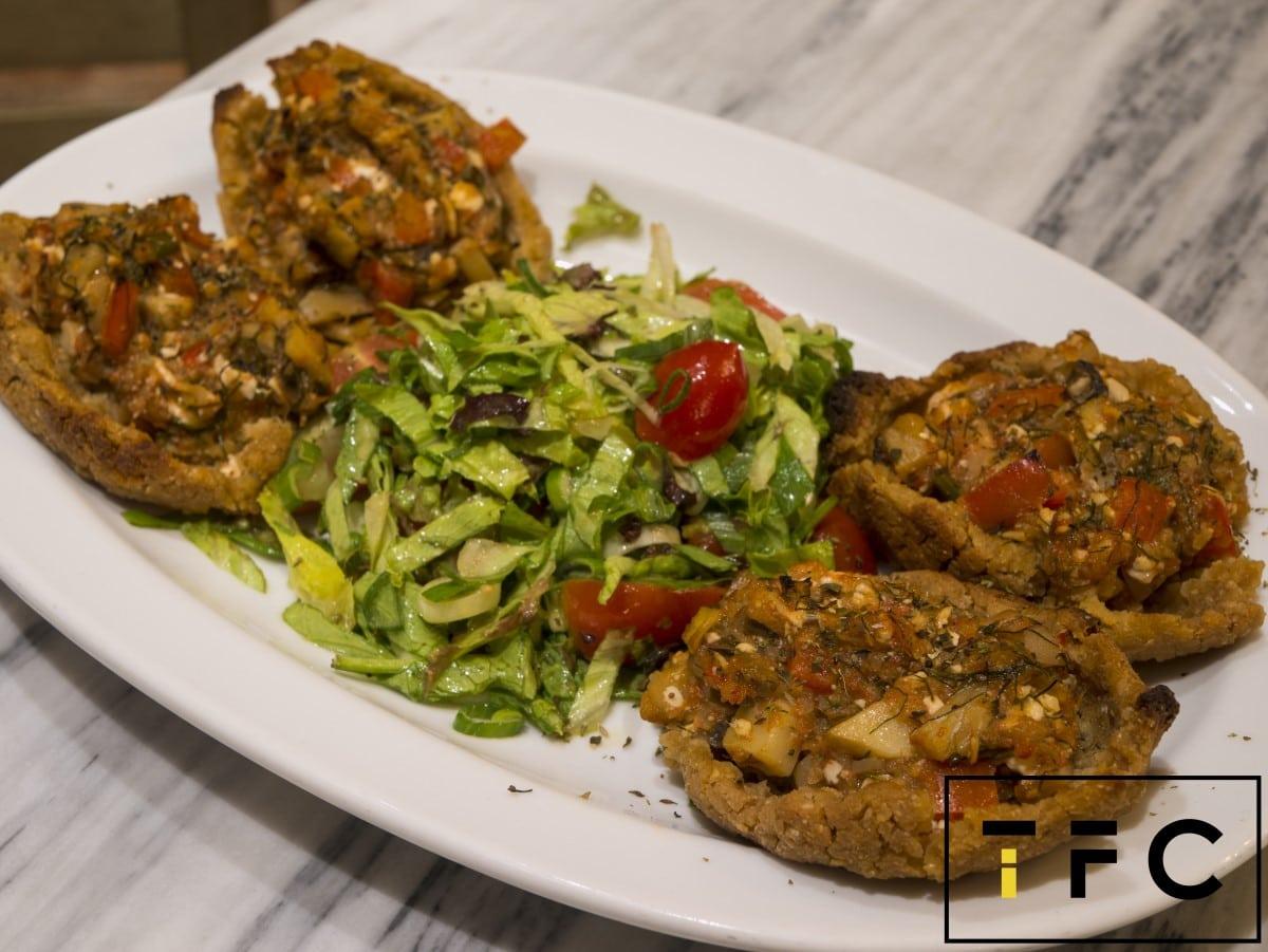 Rediviva Cucina Povera: Παραδοσιακές γεύσεις with a twist στο Τσινάρι