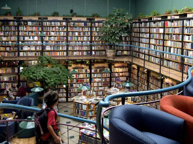 Τα 10 ομορφότερα βιβλιοπωλεία του κόσμου