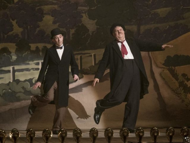 """""""Stan & Ollie"""": Ο John C. Reilly και ο Steve Coogan γεννήθηκαν για να παίξουν τον Χοντρό και τον Λιγνό"""