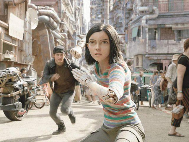 """Alita: Battle Angel"": Robert Rodriguez και James Cameron ενώνουν τις δυνάμεις τους"