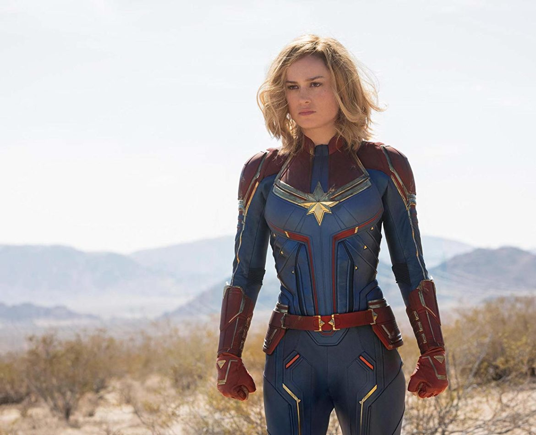 """Captain Marvel"": Τελικά υπάρχει ελπίδα"