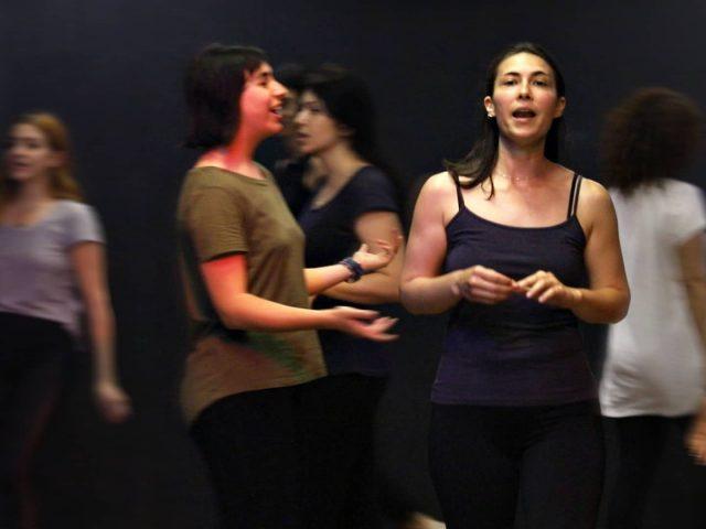 Θέατρο Τ: Παρουσίαση Εργαστηρίου Υποκριτικής