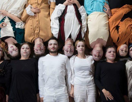 Η ομάδα Re-act κάνει θέατρο με υλικά την αγάπη και το όνειρο