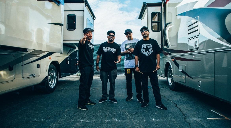 Οι Cypress Hill στο Fix Factory of Sound Open Air