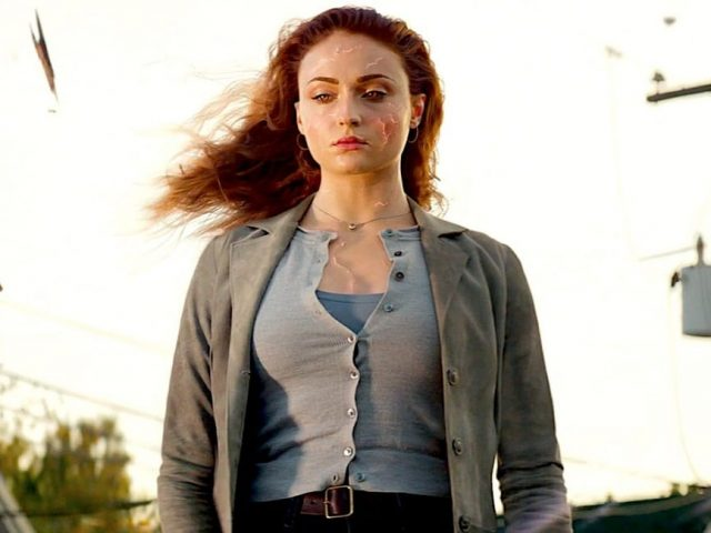 H Σόφι Τέρνερ ως Τζιν Γκρέι στο Dark Phoenix