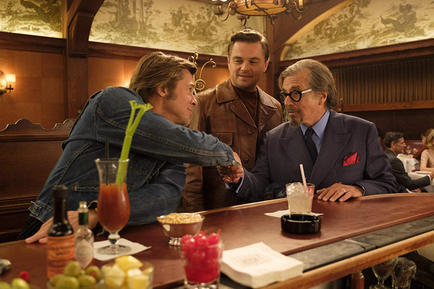 Once Upon a Time in Hollywood: Όλοι κάποια στιγμή σπάνε