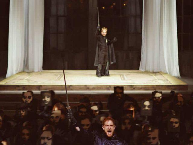 «Η τραγωδία του Βασιλιά Ριχάρδου του Τρίτου» από την Ορχήστρα των Μικρών Πραγμάτων στο ΚΘΒΕ