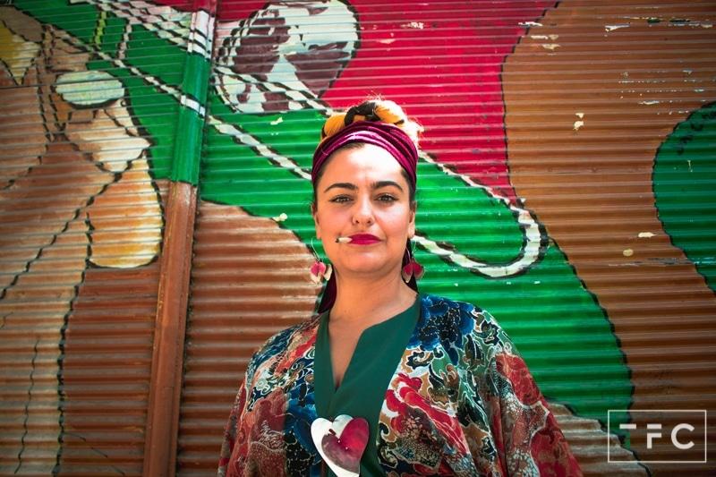Frida Kahlo | Κάθε φορά σε κάτι άλλο