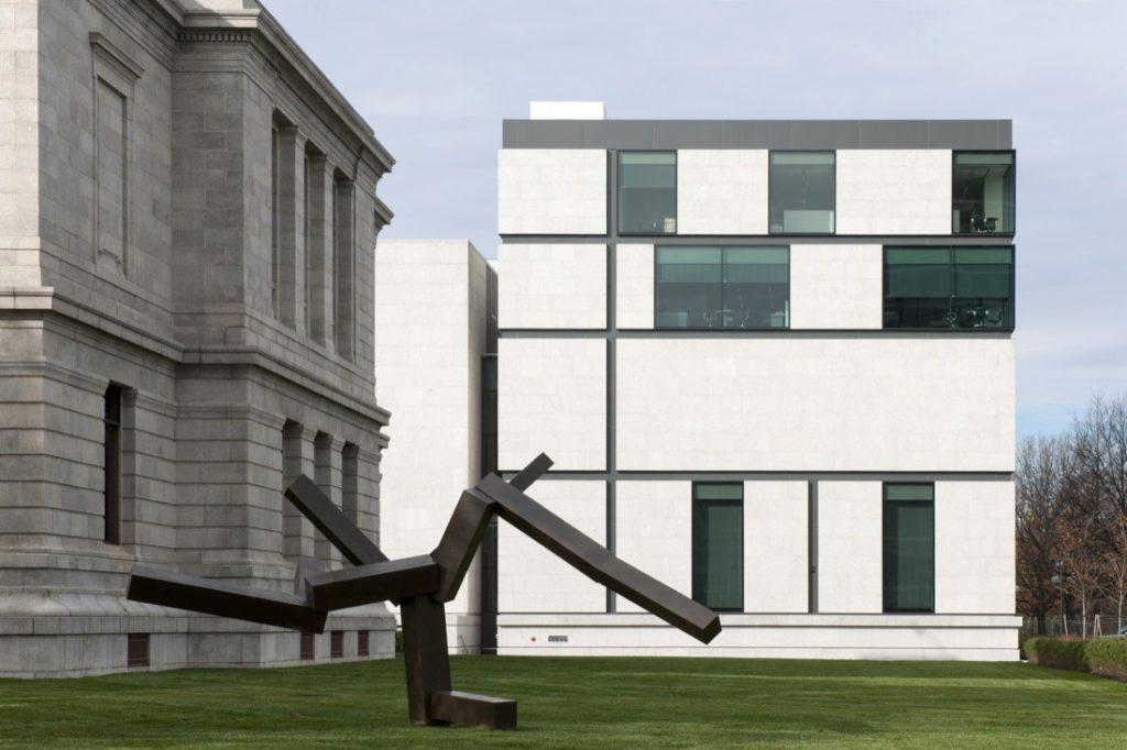 Μουσείο Καλών Τεχνών της Βοστόνης. Image : Nigel Young
