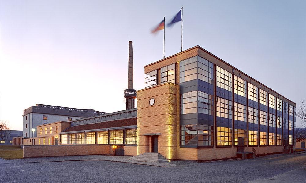 Fagus Factory, 1911. Image © Carsten Janssen