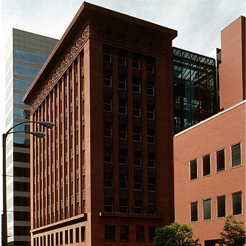 The Wainwright Building in St Louis, Missouri. Image © University of Missouri