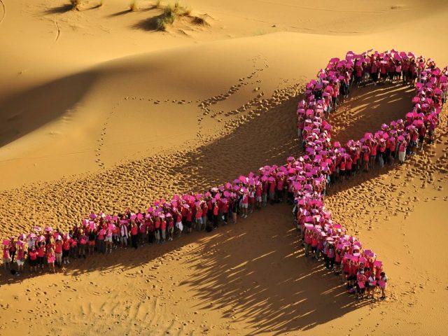 H ιστορία μιας ροζ κορδέλας