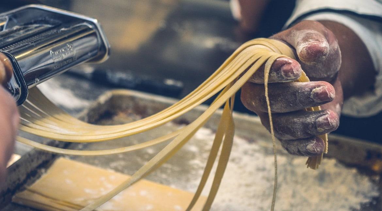 Η κουλτούρα των ζυμαρικών μέσα από τα μάτια ενός Ιταλού κατοίκου της Θεσσαλονίκης