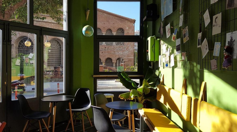 6 συνεργατικά στέκια της Θεσσαλονίκης