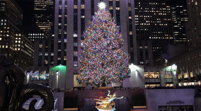 Στο TFC αγαπάμε τη χριστουγεννιάτικη ατμόσφαιρα, και σας ταξιδεύουμε σε όλο τον κόσμο για να θαυμάσουμε μαζί δέκα εντυπωσιακά χριστουγεννιάτικα δέντρα.