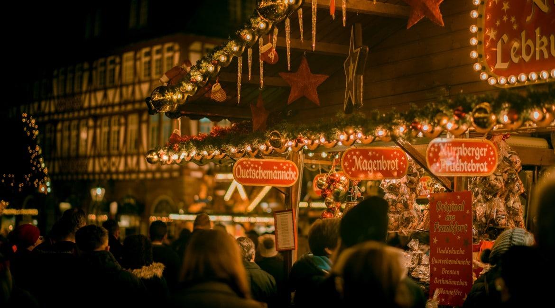 Οι 10 καλύτερες Χριστουγεννιάτικες αγορές της Ευρώπης