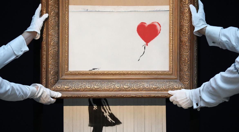 5 καλλιτέχνες που κατέστρεψαν τα έργα τους πριν τον Banksy