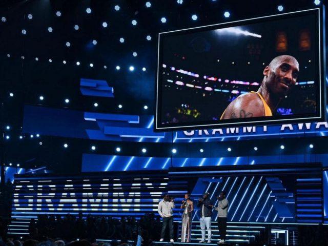 Το συγκινητικό tribute στα βραβεία Grammy για τον Kobe Bryant