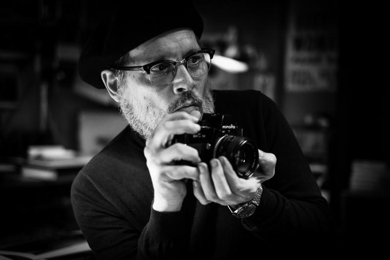 Ένας αγνώριστος Johnny Depp για χάρη της ταινίας Minamata