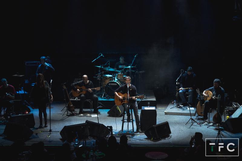 Το πρώτο live του Σωκράτη Μάλαμα στη Θεσσαλονίκη για το 2020