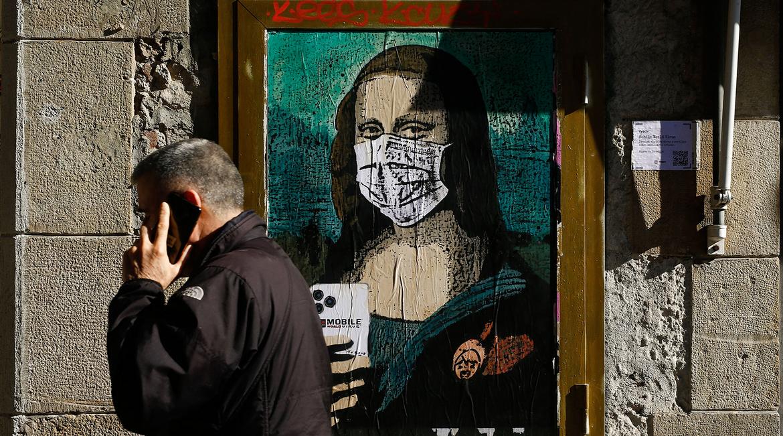Οι καλλιτέχνες του δρόμου που πήραν τον πανικό και τον έκαναν τέχνη