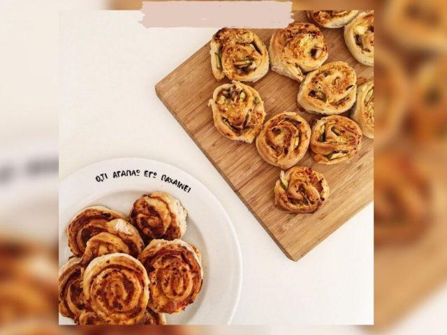 Παίρνουμε ιδέες για quarantine-friendly συνταγές και tips από την Cucina Di Darla