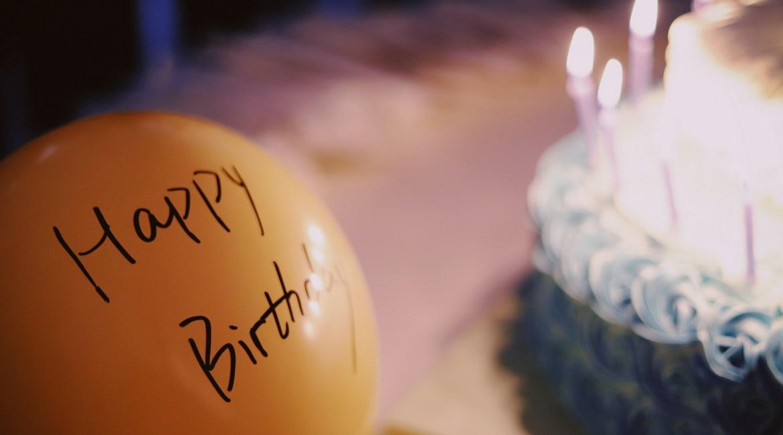 Πώς να γιορτάσεις τα γενέθλια σου τις ημέρες του social distancing