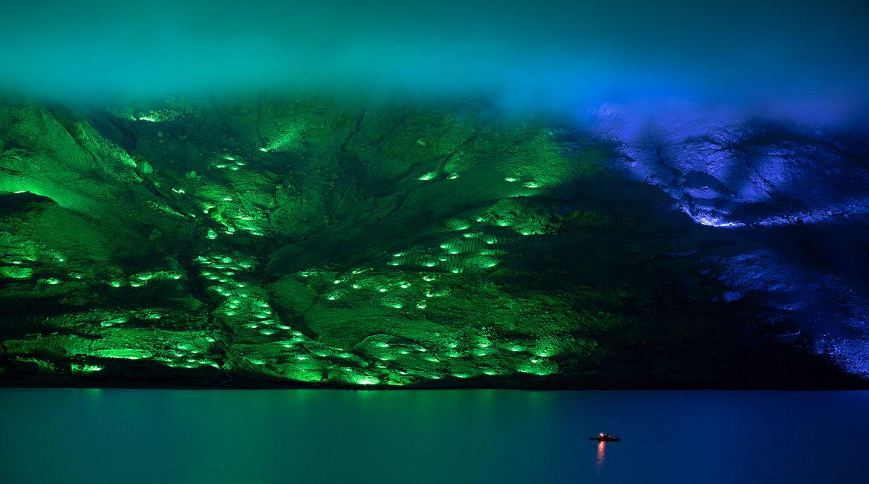 Το εντυπωσιακό light show στα βουνά της Ιρλανδίας ακυρώθηκε, αλλά μπορείς να το δεις online