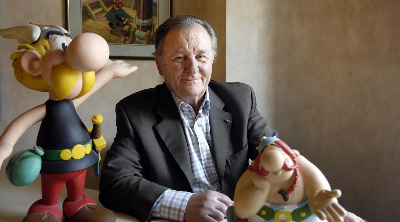 Albert Uderzo, ευχαριστούμε για τα πρώτα κόμικς της παιδικής μας ηλικίας