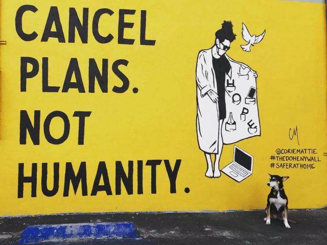 Οι καλλιτέχνες του δρόμου πήραν τον πανικό και τον έκαναν τέχνη | Vol. II
