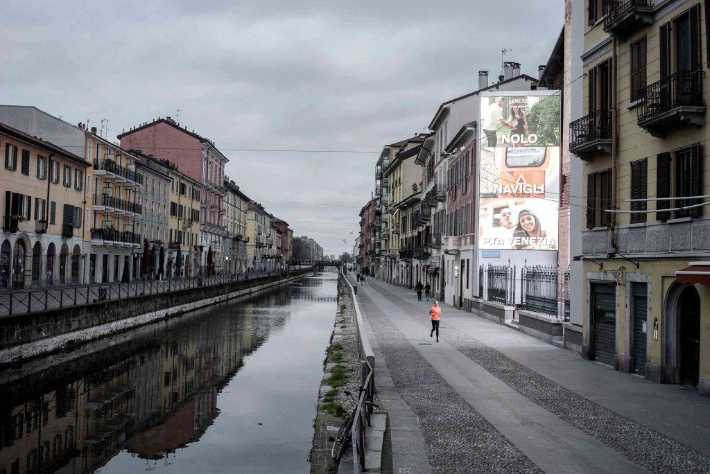 Ο πλανήτης σε παύση: 20 φωτογραφίες από άδειες πόλεις σε όλο τον κόσμο