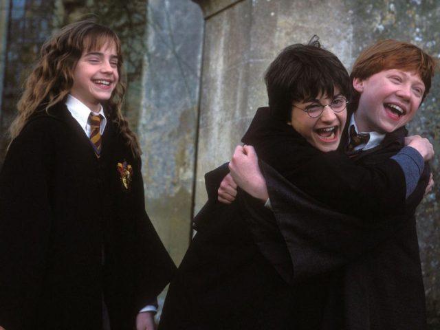H J.K. Rowling μόλις κατέρριψε μερικούς μύθους γύρω από τη δημιουργία του Harry Potter