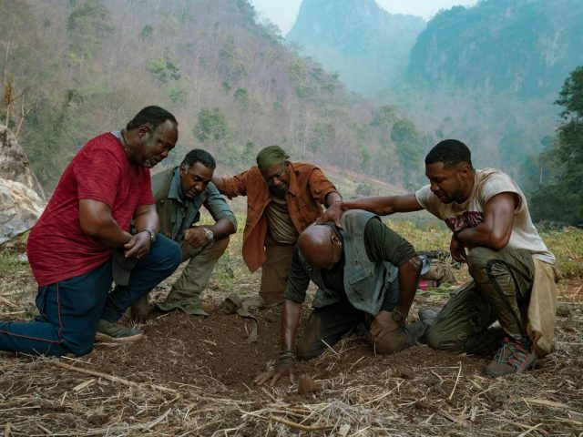Το Da 5 Bloods του Spike Lee αποδεικνύει ότι η Αμερική δεν έχει ξεχάσει τον πόλεμο του Βιετνάμ