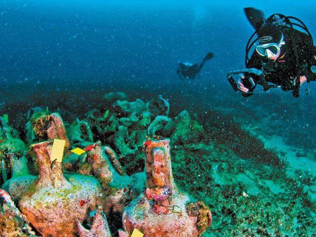 Εγκαίνια για το πρώτο υποβρύχιο μουσείο της Ελλάδας
