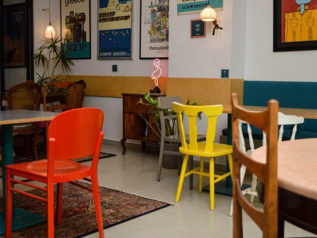 5 λόγοι για να επιλέξεις το travel cafe του The Caravan είτε για δουλειά είτε για διάβασμα
