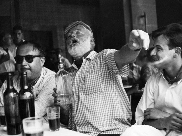Ernest Hemingway TFC Magazine