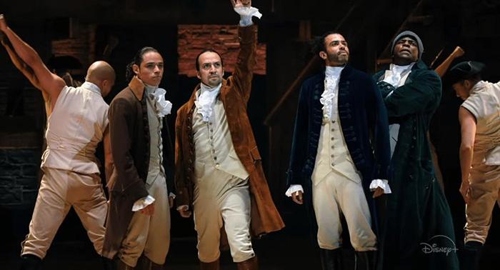 """Γιατί το """"Hamilton"""" είναι το musical που χρειάζεται η Αμερική τώρα"""