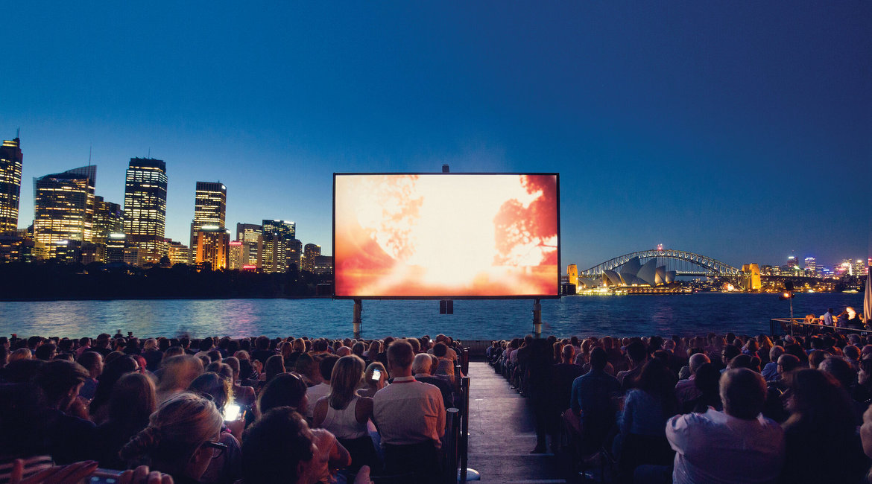 7 ασυνήθιστες τοποθεσίες θερινών σινεμά