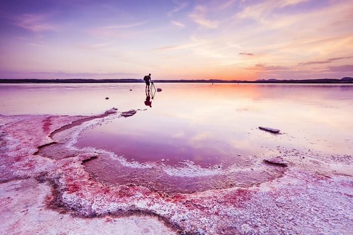 ροζ λίμνες2