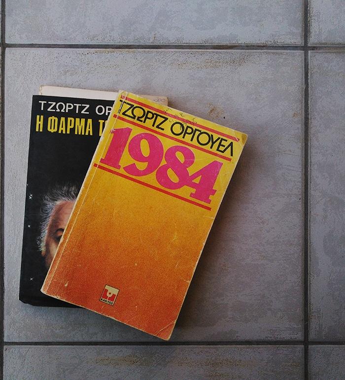 Μαθαίνοντας για πολιτική μέσα από 8+1 καθόλου βαρετά βιβλία
