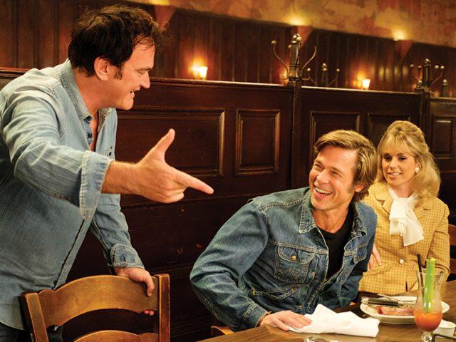 O Quentin Tarantino θα γράψει ένα μυθιστόρημα βασισμένο στο 'Once Upon a Time in Hollywood'